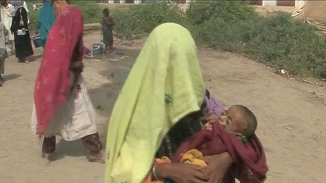 Malnutrition stunting growth of children