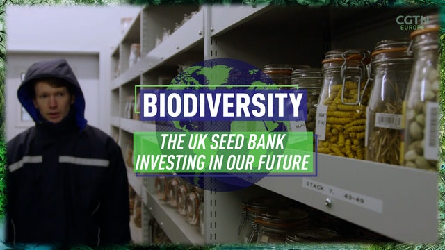 The UK seed bank investing in our future