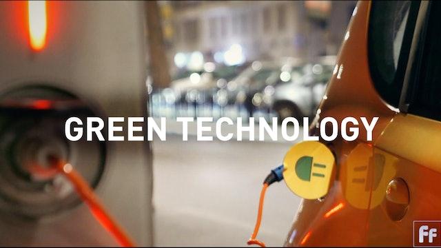 Green Technology with Lewis Liu & Brett Jenks