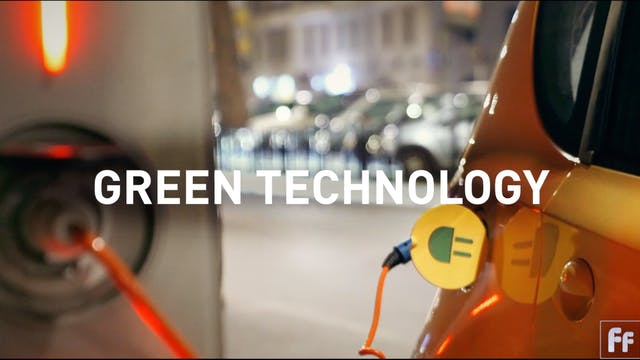 Green Technology with Lewis Liu & Bre...