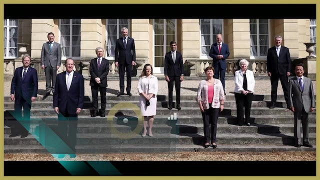 """G7 nations agree """"historic"""" global ta..."""
