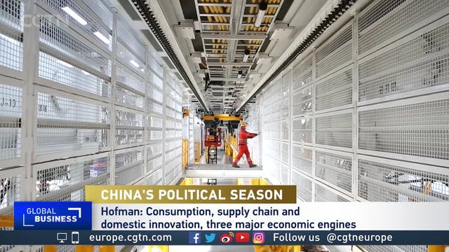 China's Two Sessions at a glance
