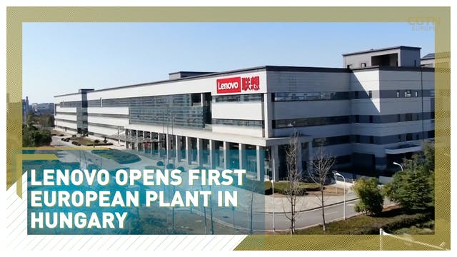 Lenovo opens first European plant in ...
