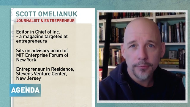 What drives an entrepreneur? #TheAgenda