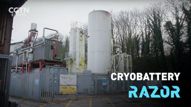 #RAZOR: Cryobattery - Storing renewab...