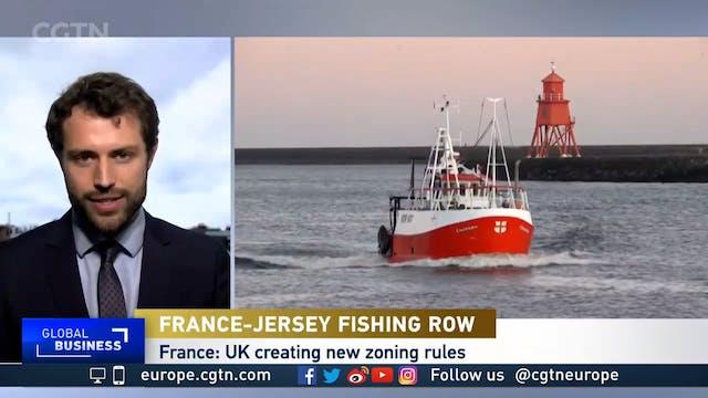 France-Jersey fishing row