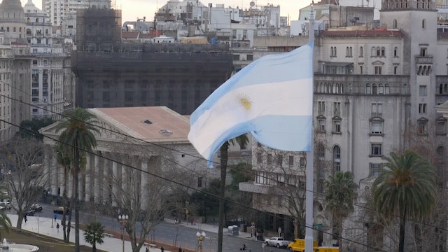 China's investments in Argentina