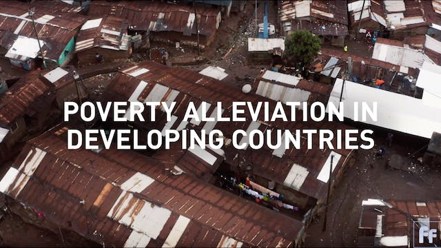 Poverty Alleviation in Developing Cou...