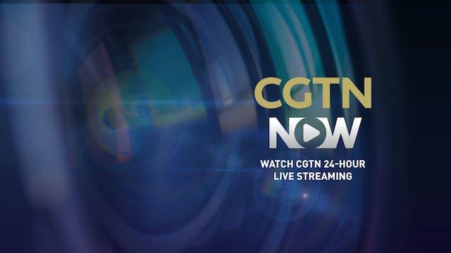 CGTN HD Live Broadcasts