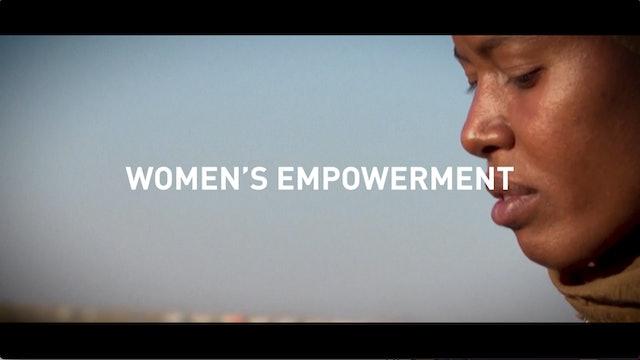 Full Frame - Women's Empowerment