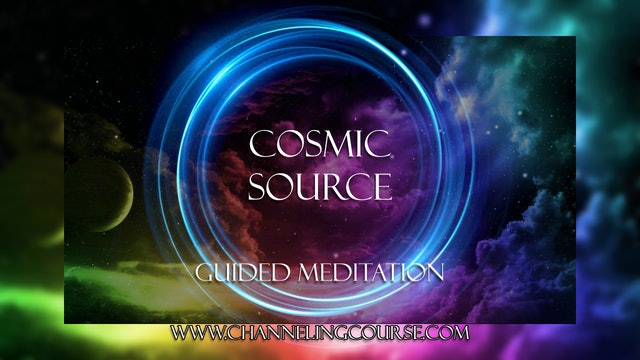 Cosmic Source Guided Meditation