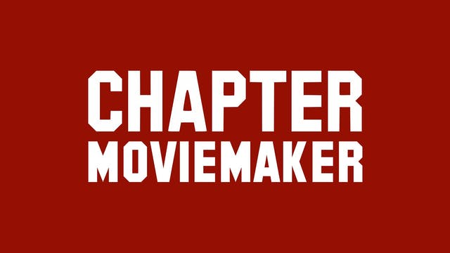 Cardiff Animation Festival x Chapter MovieMaker: Welsh Work