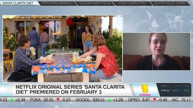 Santa Clarita Diet's Liv Hewson on Ba...