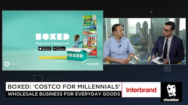 "Boxed Plans to Become ""Costco for Millennials"""