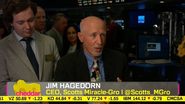 ScottsMiracle-Gro CEO Jim Hagedorn- G...