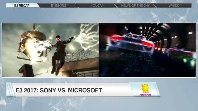 Microsoft Has Sony Beat at E3 Conference