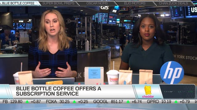 Blue Bottle CEO James Freeman on Attr...