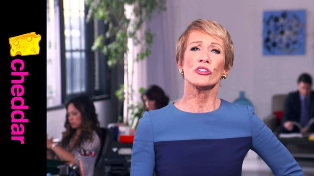 Barbara Corcoran's advice to young en...
