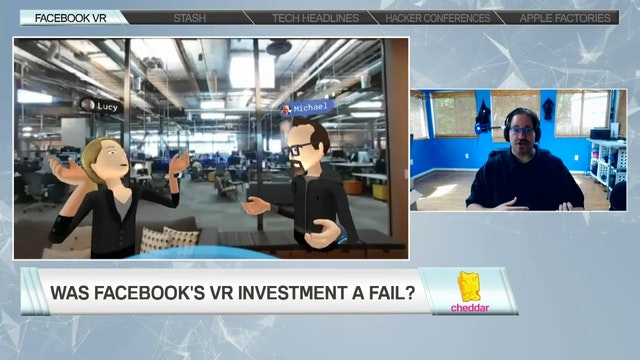 Was Facebook's VR Investment a Fail?