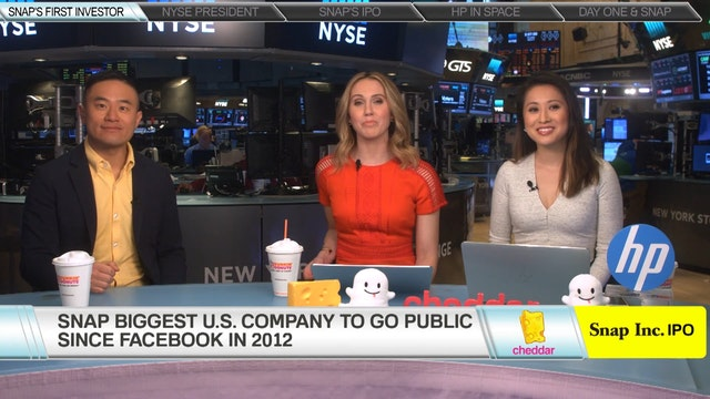 Snap's first investor Jeremy Liew tal...