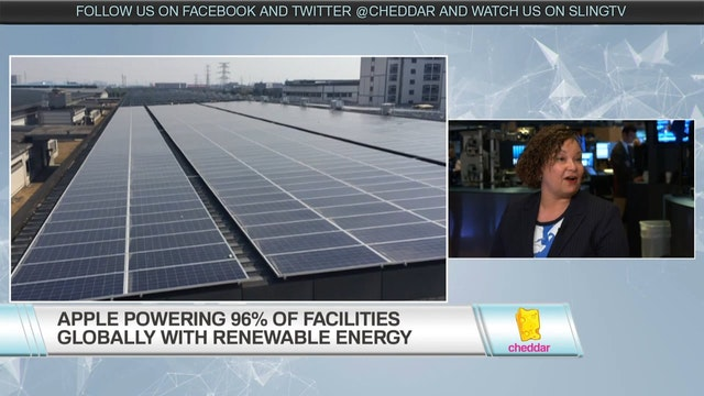 Apple Now Powers 96% of Facilities Wi...