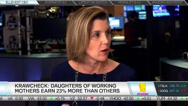 Sallie Krawcheck on Why the Feminist ...