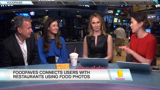 Sydney & Paul Epstein - Founders, FoodFaves