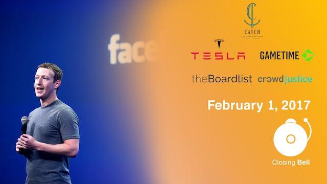Closing Bell - February 1, 2017