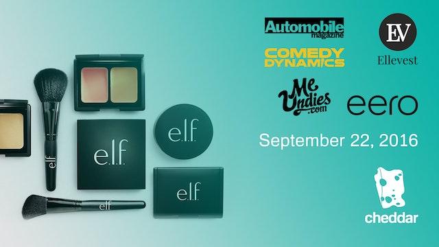 September 22, 2016 Full Show