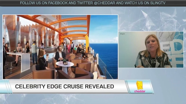 How 3D Tech Helped Celebrity Cruises ...