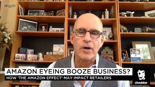 Amazon Is Reportedly Eyeing the Booze...