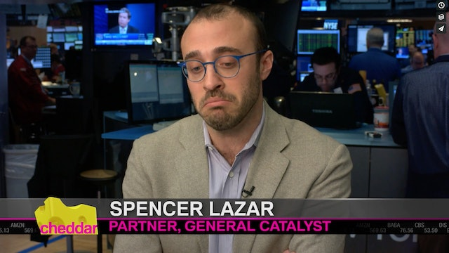 Spencer Lazar, Partner At General Cat...
