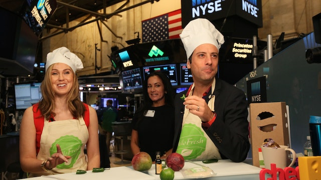HelloFresh CEO Talks about Competitio...