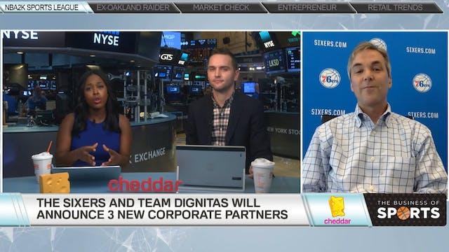 The NBA Meets E-Sports