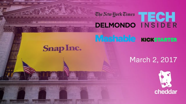 Opening Bell March 2, 2017