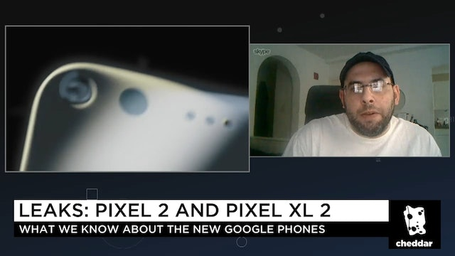 Famed Google Leaker Gives Cheddar the Scoop on the Pixel 2