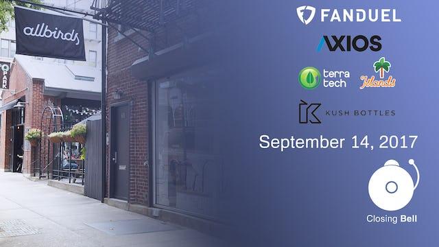 Closing Bell September 14, 2017