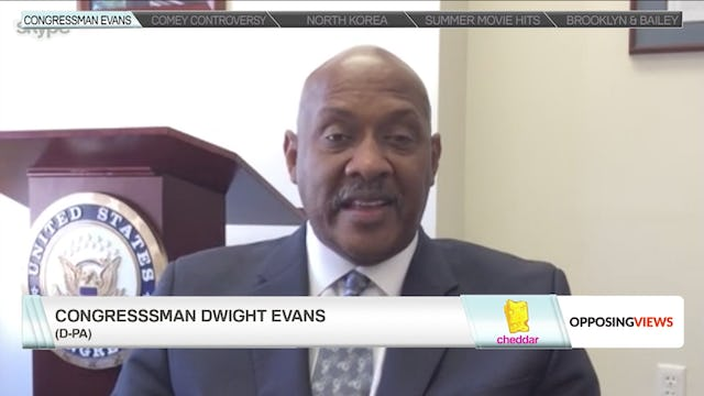 "Rep. Dwight Evans: New FBI Director Needs to Put ""Country First"""