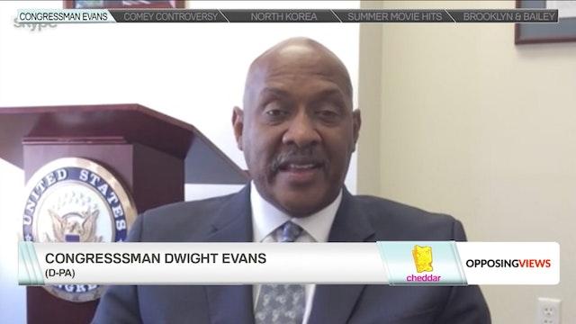 Rep. Dwight Evans: New FBI Director N...