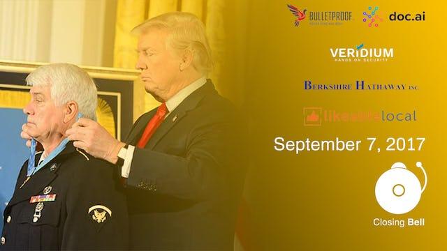 Closing Bell September 7, 2017