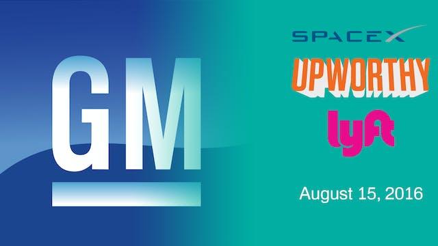August 15, 2016 Full Show