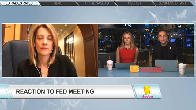 Economics Professor Stephanie Kelton: Rate Hike Is Preemptive