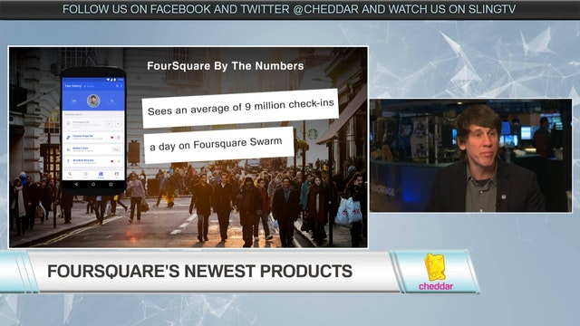 Turning Foursquare's Data Into Analytics