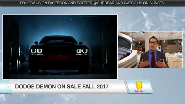 Looking for the New Dodge Demon? So I...