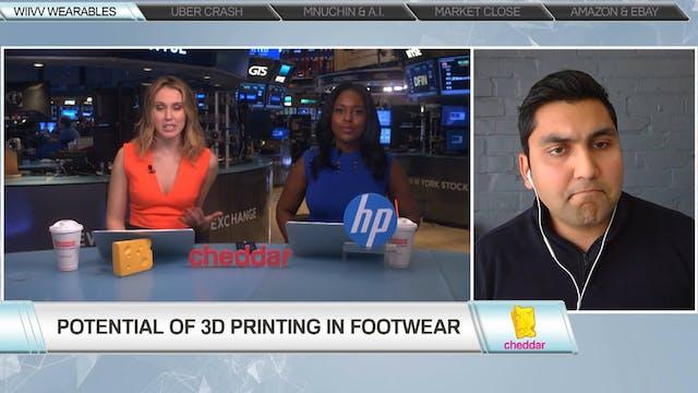 Wiiv: The 3D printed custom sandal