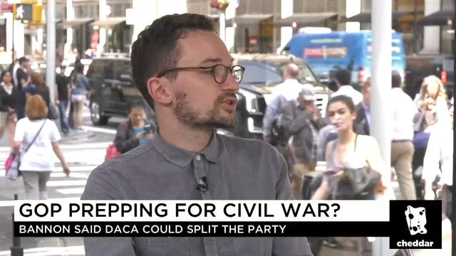 "GOP Could Be Heading for a ""Civil War..."