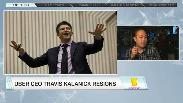 Chieh Huang: This Is Not The Last We'll Hear of Kalanick
