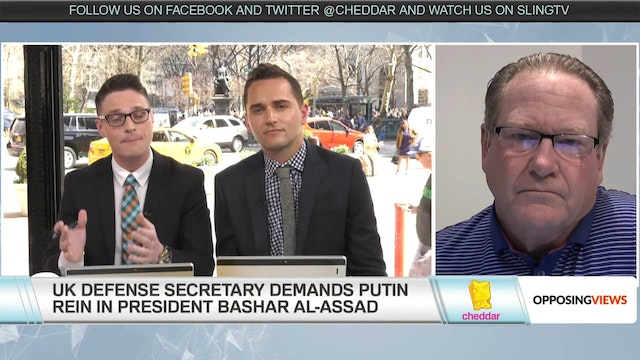 Ed Schultz- Claims That RT Is Russian...