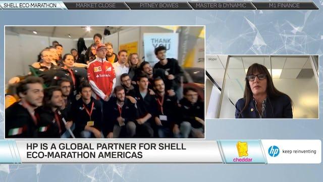Pam Rosen - GM, Shell Eco-Marathon America