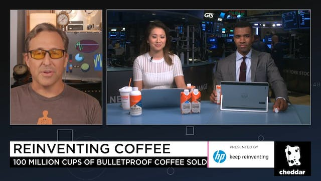 Bulletproof Coffee Gives You the Righ...